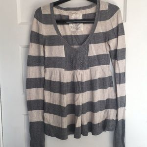 Hollister size large sweater